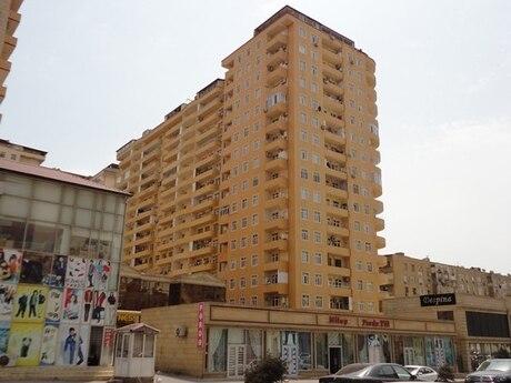 4 otaqlı yeni tikili - Həzi Aslanov m. - 115 m²