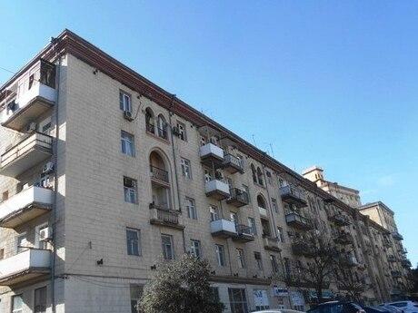 6 otaqlı köhnə tikili - Nəriman Nərimanov m. - 170 m²