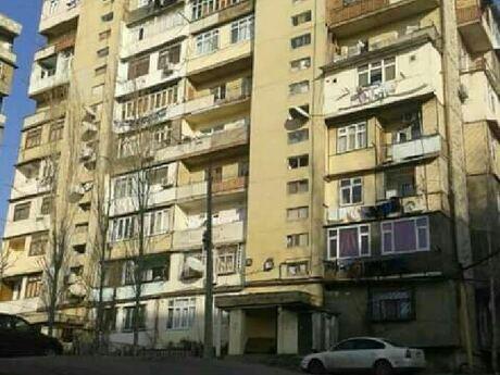 4 otaqlı köhnə tikili - Gənclik m. - 90 m²