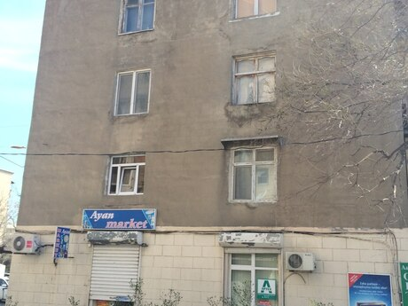 3-комн. вторичка - пос. Бакиханова - 65 м²