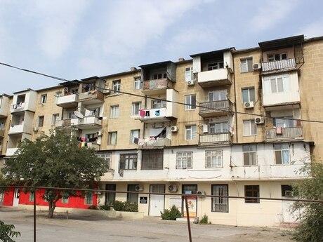 5 otaqlı köhnə tikili - Həzi Aslanov q. - 100 m²
