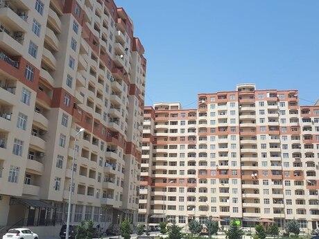 2 otaqlı yeni tikili - Həzi Aslanov m. - 85.7 m²