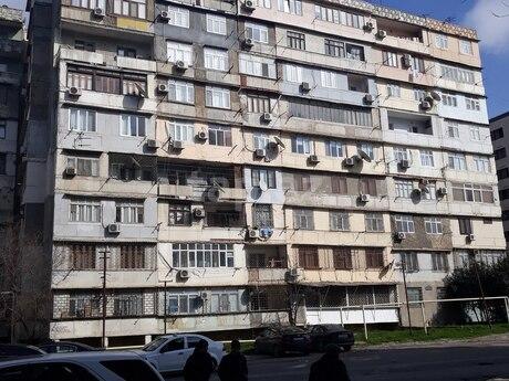 5 otaqlı köhnə tikili - Bakıxanov q. - 90 m²