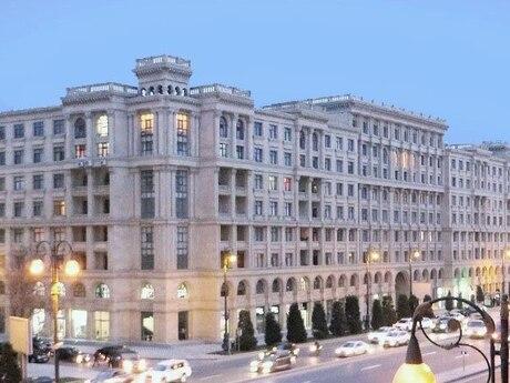 3-комн. новостройка - м. Нариман Нариманова - 105 м²