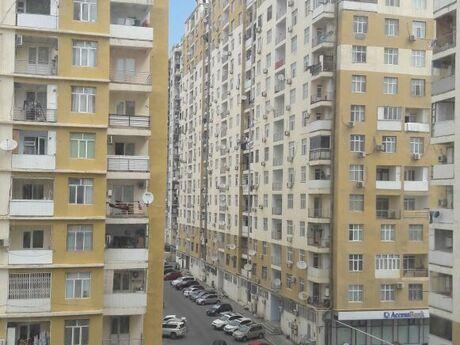 1 otaqlı yeni tikili - Həzi Aslanov m. - 45 m²