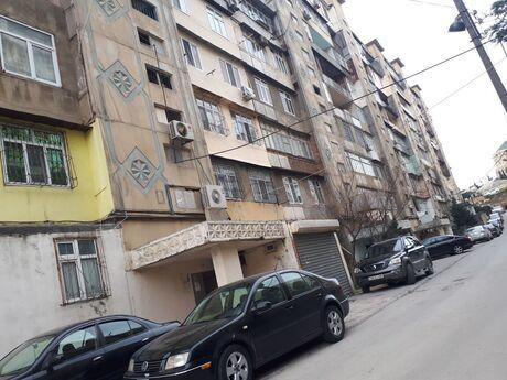 4 otaqlı köhnə tikili - Əhmədli m. - 101 m²