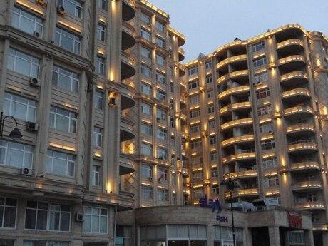 4 otaqlı yeni tikili - Nəriman Nərimanov m. - 210 m²