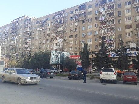 3 otaqlı köhnə tikili - Həzi Aslanov m. - 65 m²