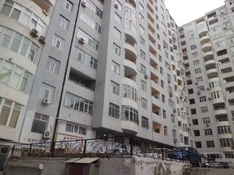 3-комн. новостройка - м. Халглар Достлугу - 115 м²