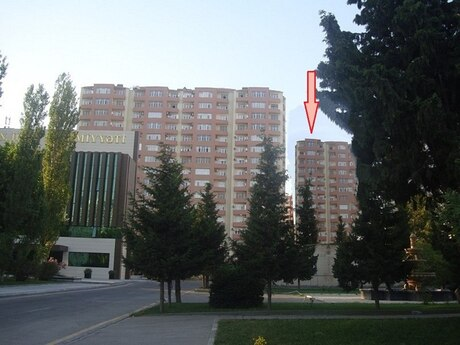 1-комн. новостройка - м. Шах Исмаил Хатаи - 55 м²