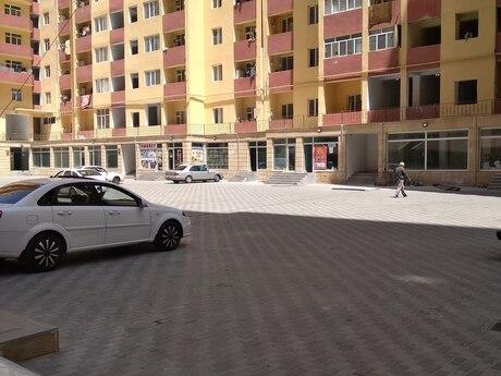 3 otaqlı yeni tikili - Əhmədli m. - 98 m²