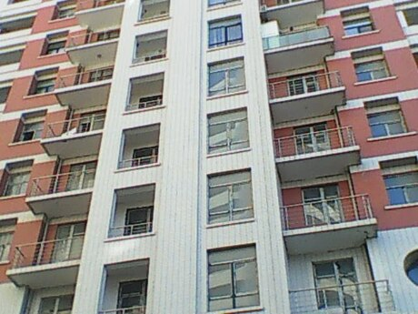 3 otaqlı yeni tikili - Nərimanov r. - 143 m²