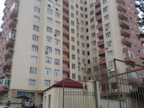2-комн. новостройка - м. Проспект Азадлыг - 84 м²