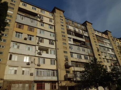 3 otaqlı köhnə tikili - Əhmədli m. - 100 m²