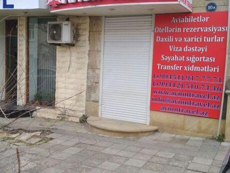 Obyekt - Yasamal r. - 60 m²