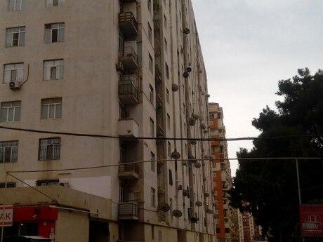 3 otaqlı yeni tikili - Həzi Aslanov m. - 78 m²