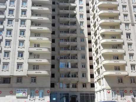 3 otaqlı yeni tikili - Həzi Aslanov q. - 77 m²