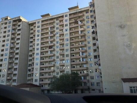 1 otaqlı yeni tikili - Həzi Aslanov m. - 43 m²