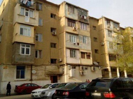 1 otaqlı köhnə tikili - Həzi Aslanov m. - 35 m²