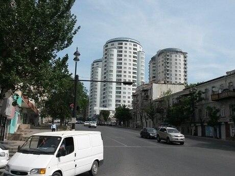 4 otaqlı yeni tikili - Nəsimi r. - 250 m²