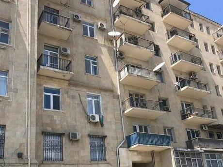 3 otaqlı köhnə tikili - Sahil m. - 80 m²