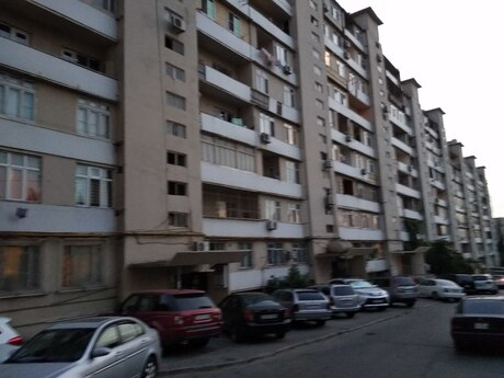 4 otaqlı köhnə tikili - Koroğlu m. - 87 m²