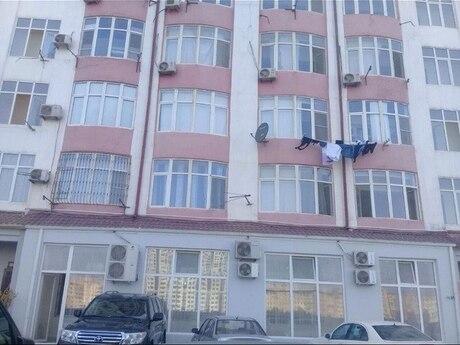 4 otaqlı yeni tikili - İnşaatçılar m. - 162 m²