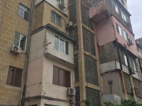 4 otaqlı köhnə tikili - Yasamal r. - 120 m²