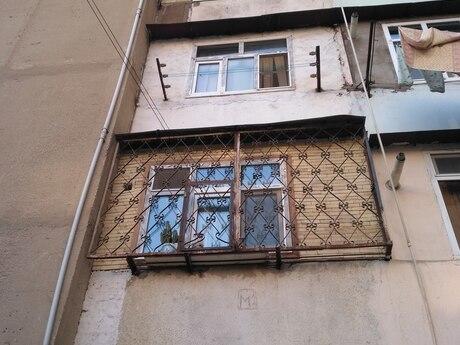 2 otaqlı köhnə tikili - Həzi Aslanov m. - 50 m²