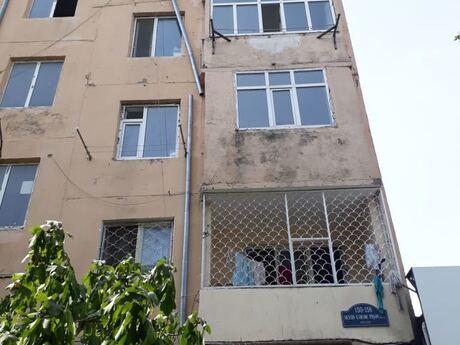 2 otaqlı köhnə tikili - Əhmədli m. - 50 m²