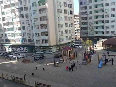 1 otaqlı yeni tikili - Həzi Aslanov m. - 62 m²