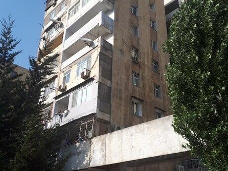 2 otaqlı köhnə tikili - Nəsimi r. - 50 m²