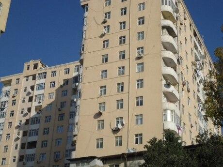 4 otaqlı yeni tikili - Memar Əcəmi m. - 140 m²