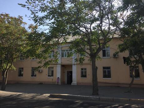 2 otaqlı köhnə tikili - Əmircan q. - 32 m²