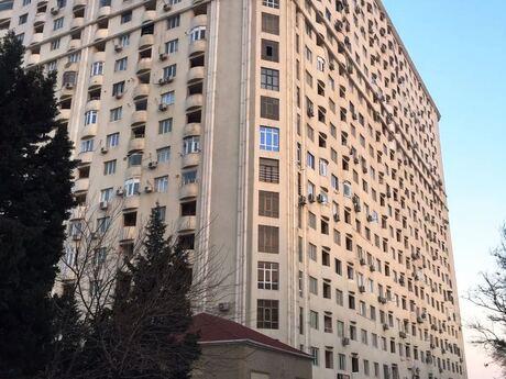 3 otaqlı yeni tikili - Nərimanov r. - 131 m²