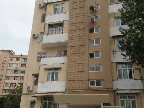 2 otaqlı köhnə tikili - Hövsan q. - 45 m²