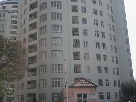 3 otaqlı yeni tikili - Həzi Aslanov m. - 110 m²