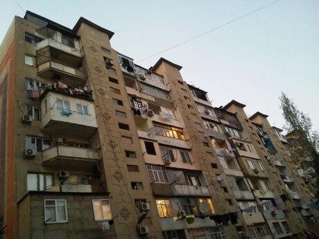 5 otaqlı köhnə tikili - Yeni Yasamal q. - 105 m²