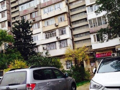 1 otaqlı köhnə tikili - Xətai r. - 45 m²