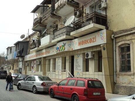 1 otaqlı köhnə tikili - Xətai r. - 55 m²