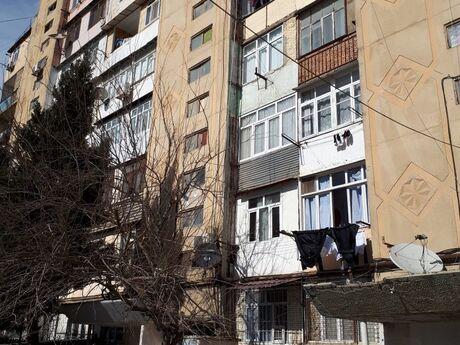 4 otaqlı köhnə tikili - Əhmədli q. - 90 m²