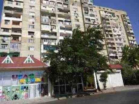 1 otaqlı köhnə tikili - Həzi Aslanov m. - 47 m²