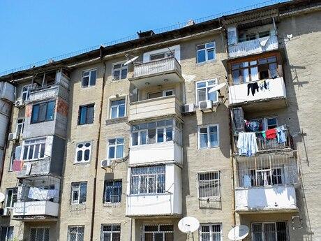 2 otaqlı köhnə tikili - Zığ q. - 44 m²