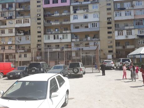 1 otaqlı köhnə tikili - Yasamal q. - 35 m²