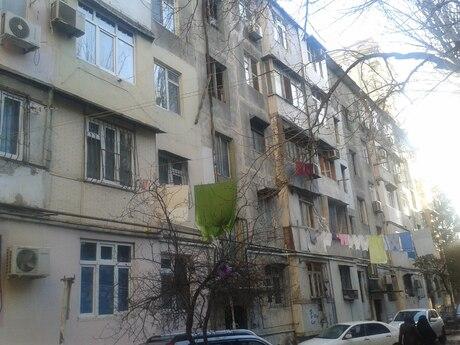 1 otaqlı köhnə tikili - Memar Əcəmi m. - 32 m²