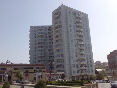 3 otaqlı yeni tikili - Yasamal r. - 112 m²