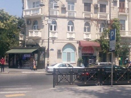 3 otaqlı köhnə tikili - Sahil m. - 71 m²