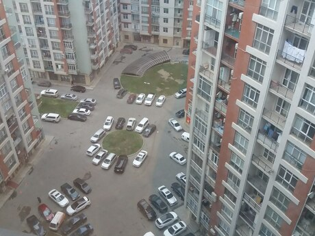 3 otaqlı yeni tikili - Nəriman Nərimanov m. - 134 m²