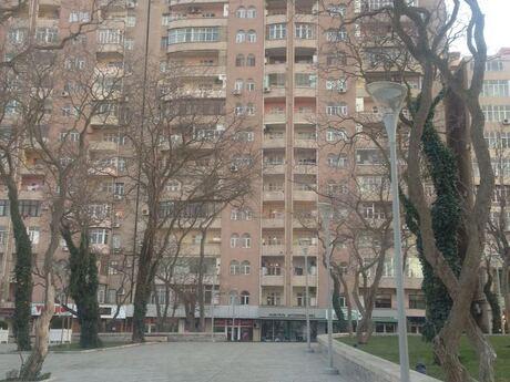 3 otaqlı yeni tikili - Nəsimi r. - 137 m²