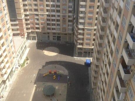 3 otaqlı yeni tikili - Şah İsmayıl Xətai m. - 101 m²